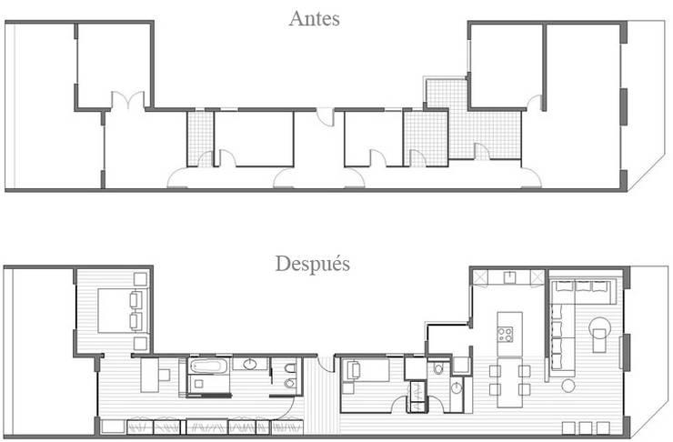 Houses by Adela Cabré