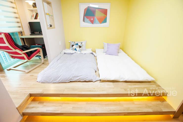 Bedroom by 퍼스트애비뉴