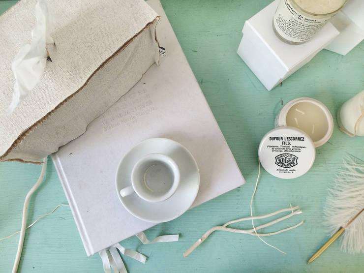 jute tissue cover : jammer의  가정 용품