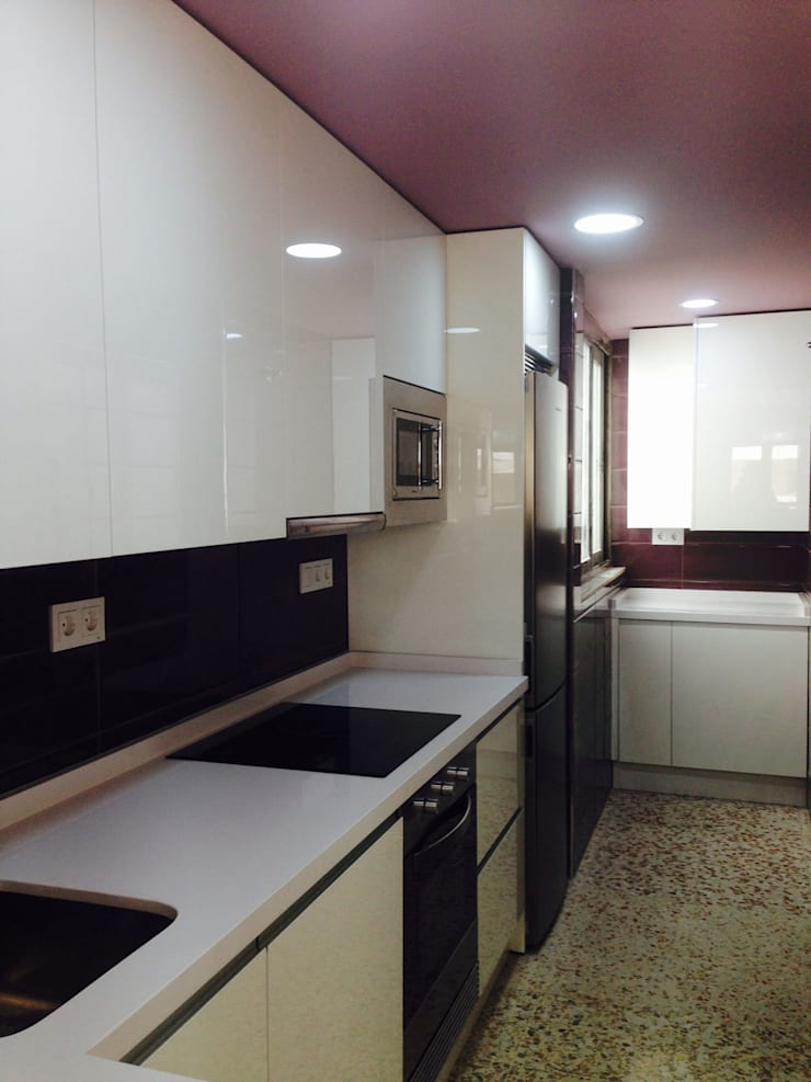 Kitchen by Ardes Arquitectos