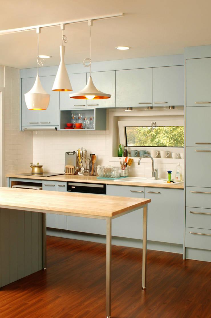 Kitchen by 목소리, Scandinavian