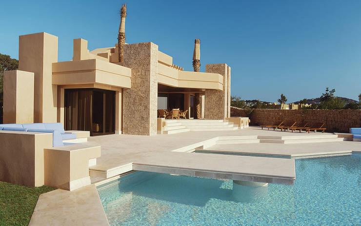 Дома в . Автор – Novaforma Ibiza