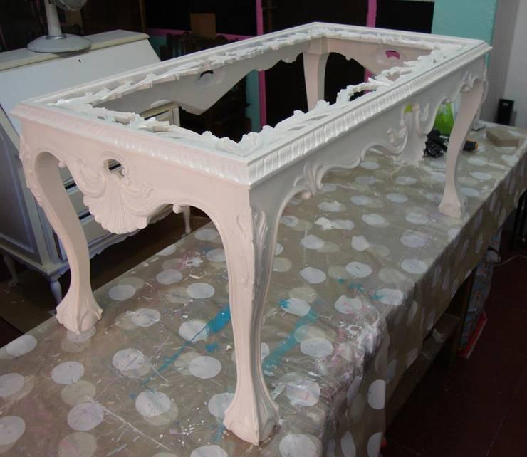 Mesa de Café:   por House Repair2015