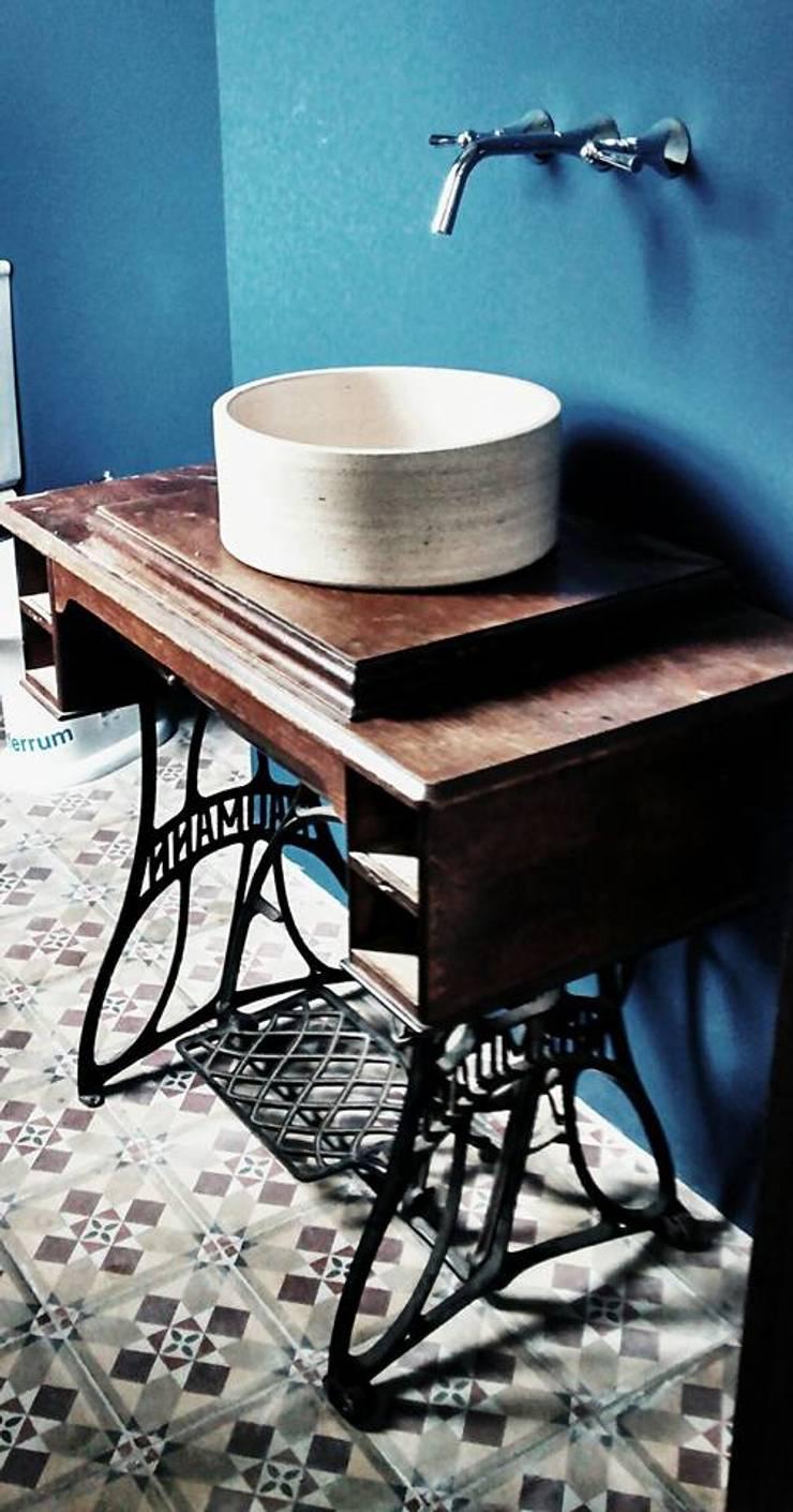 Obras: Baños de estilo  por Agus Garay diseño & Arq