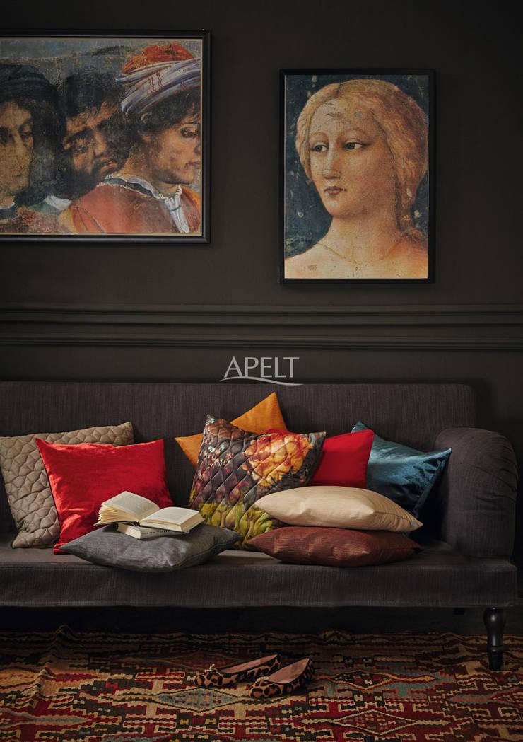 Modern Ethno - Kissen Moderne Wohnzimmer von Alfred Apelt GmbH Modern