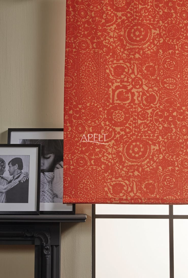 Easy Elegance - Vorhang Moderne Wohnzimmer von Alfred Apelt GmbH Modern