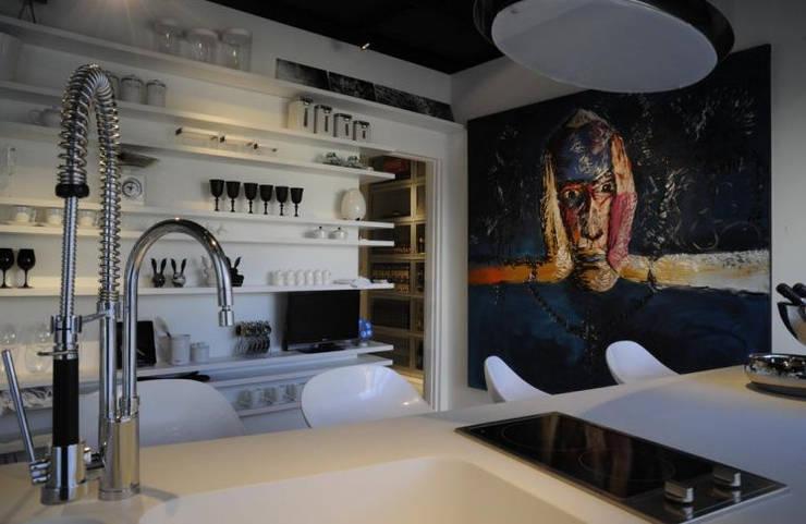 Casa Cor Minas 2010   Atelier Gastronômico: Espaços gastronômicos  por Piacesi Arquitetos