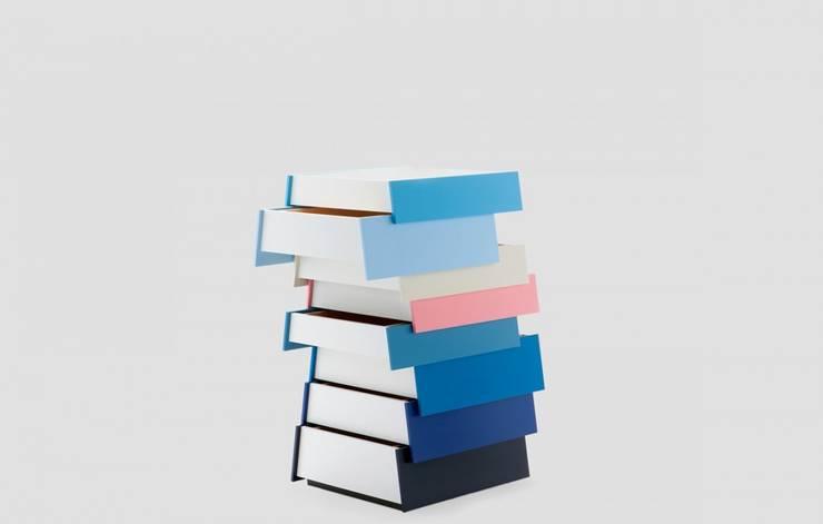 Креативные ящики для документов: Рабочий кабинет  в . Автор – A-partment