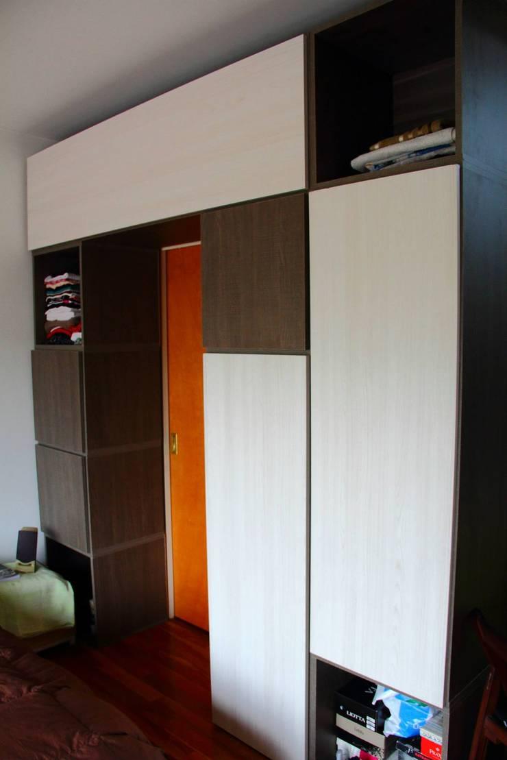 Mueble Monroe:  de estilo  por Mario Ariel Vitorgan Arquitectura,