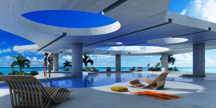 Spa - Despues:  de estilo  por Atahualpa 3D