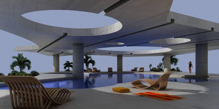 Spa - Antes:  de estilo  por Atahualpa 3D