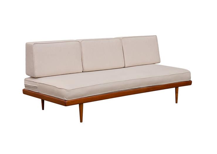 Sofa - daybed lata 60: styl , w kategorii  zaprojektowany przez Simply Modern,Skandynawski