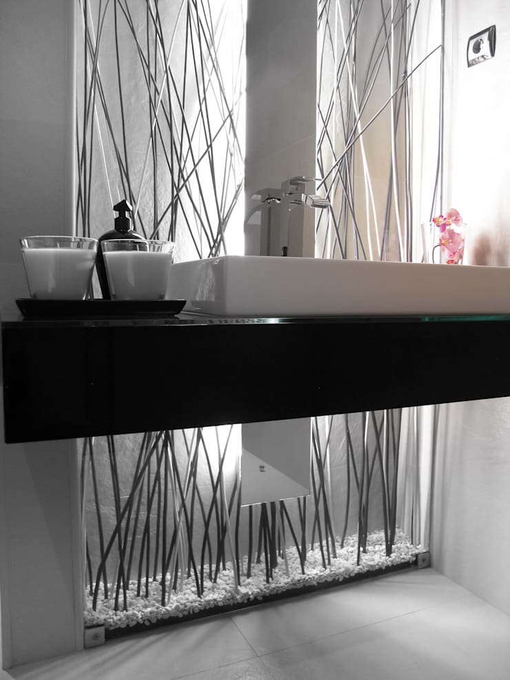 Bathroom by Andreia Alexandre Interior Styling