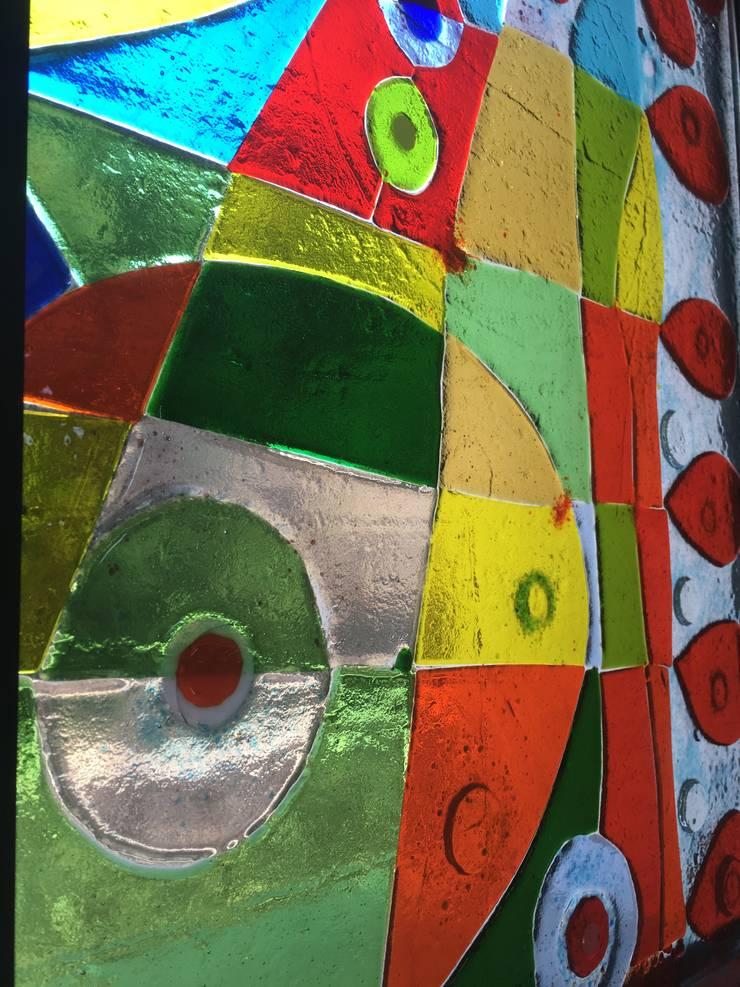 Camdal – Nirvana Evleri : modern tarz , Modern Cam