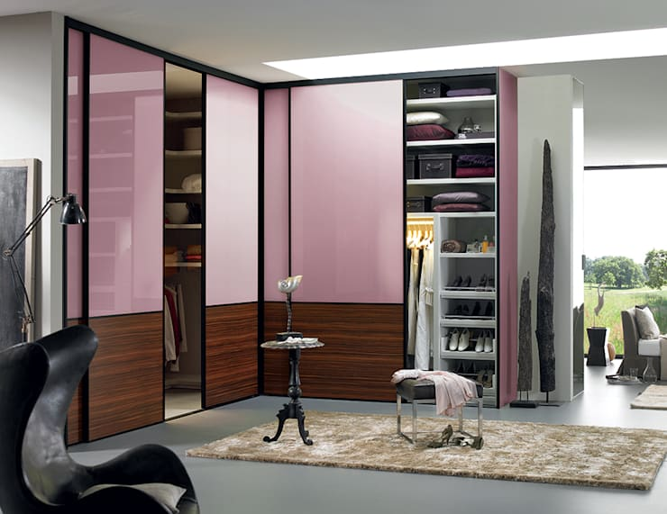 Bedroom by CABINET Schranksysteme AG