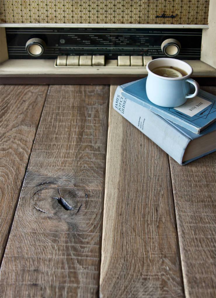 kolekcja VIEJO : styl , w kategorii Ściany zaprojektowany przez Antique Oak
