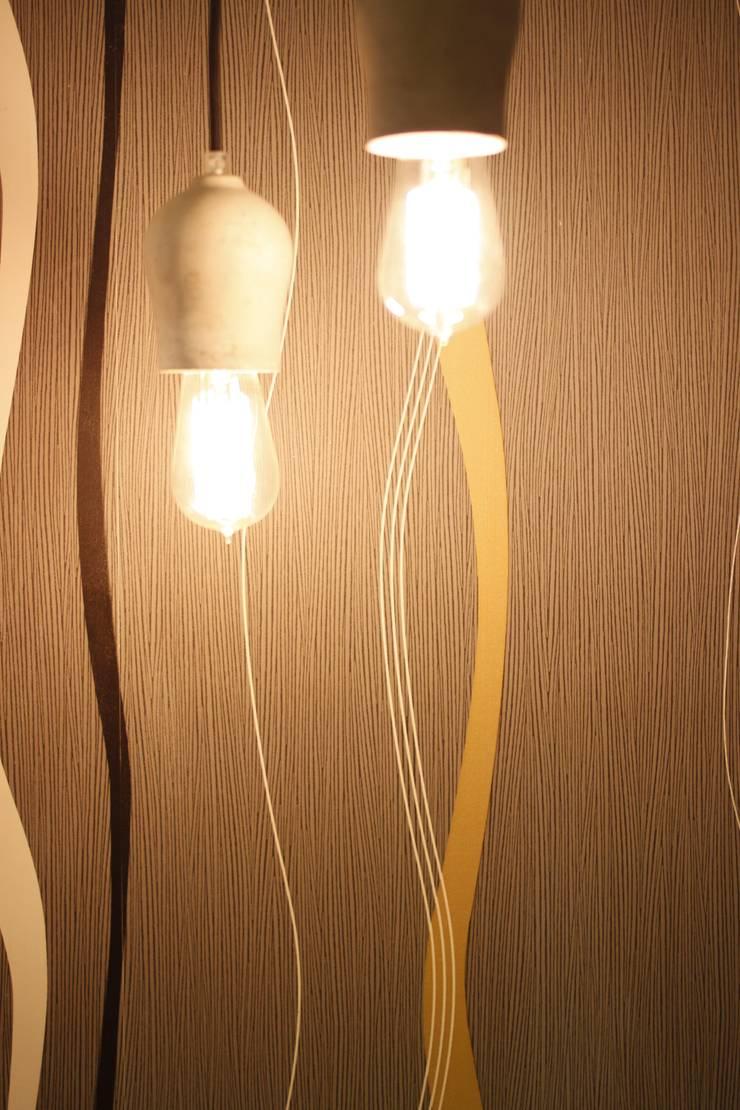 Pequeno Hotel Executivo: Hotéis  por Arquiteta Ive Oliveira ,