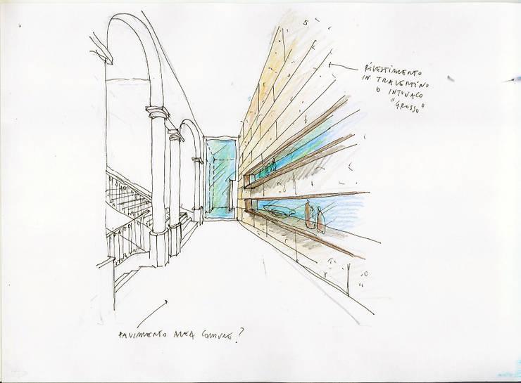 Apartamento Grossi-Spieckermann: Casas  por Enrico Benedetti Arquitetos