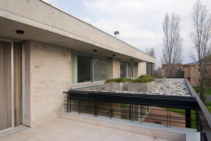 Terrace by JV&ARQS Asociados