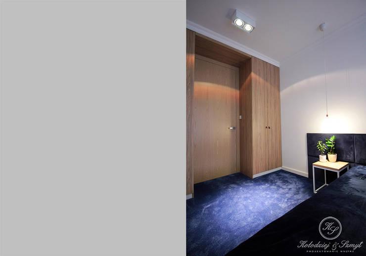 Bedroom by Kołodziej & Szmyt Projektowanie wnętrz