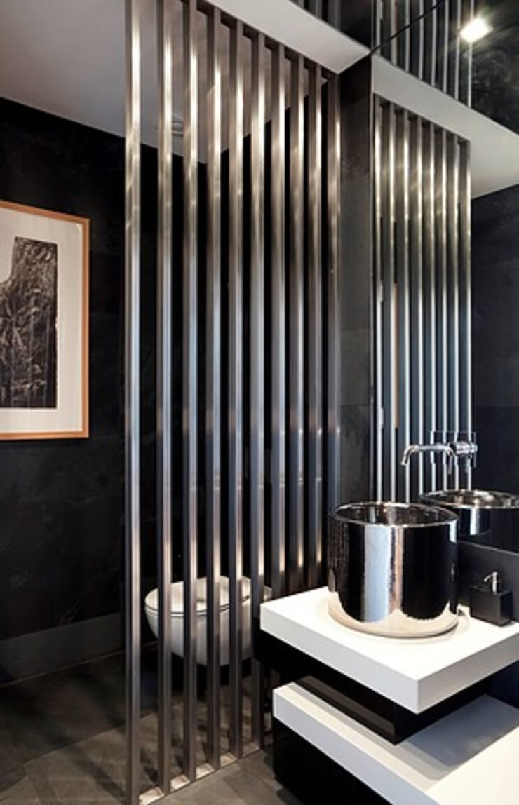 MORADIA ALENTEJO: Casas de banho  por Artica by CSS