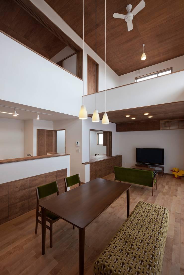 現代  by 空間設計室/kukanarchi, 現代風