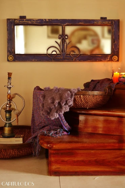 Ideas creativas para muebles tradicionales: Livings de estilo  por Capítulo Dos