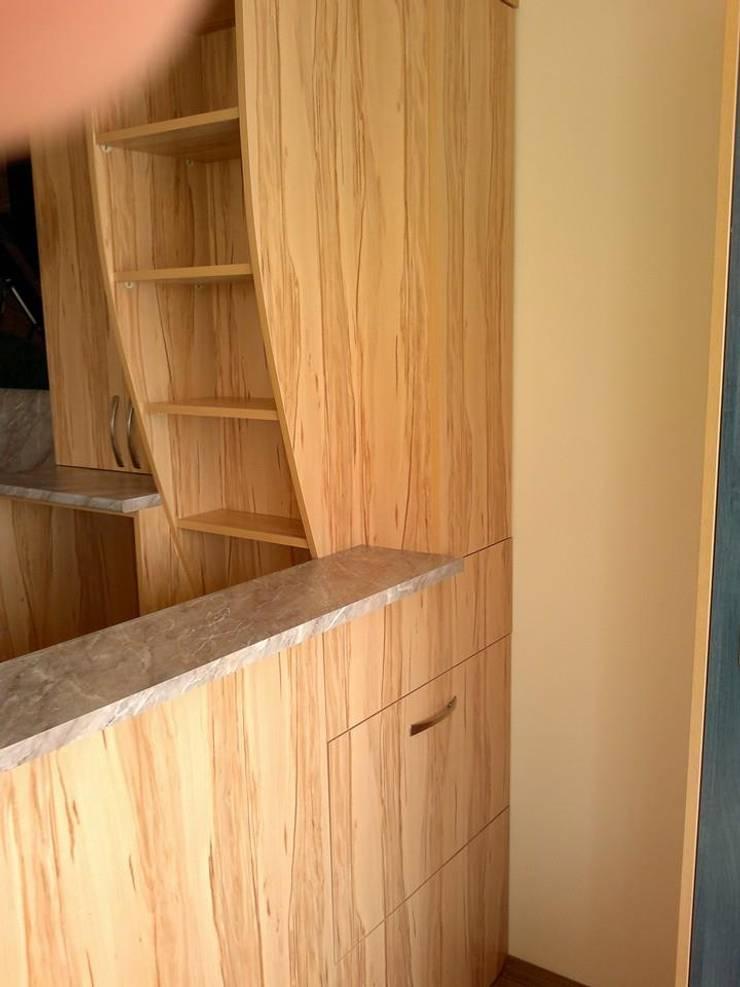 Estructuras madera: Estudios y oficinas de estilo  por Ralfir asociados