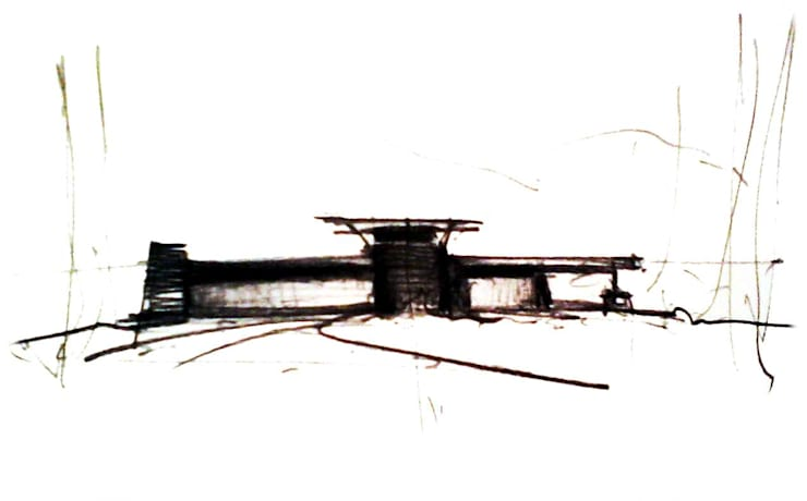 CASA FARO: Casas de estilo  por bioma arquitectos asociados