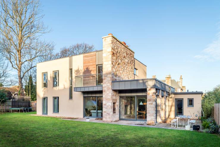 Projekty,  Domy zaprojektowane przez Chris Humphreys Photography Ltd