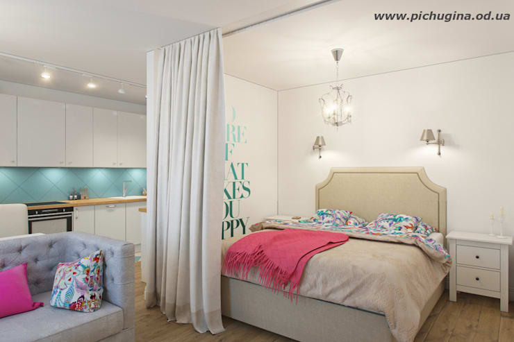 Bedroom by Tatyana Pichugina Design