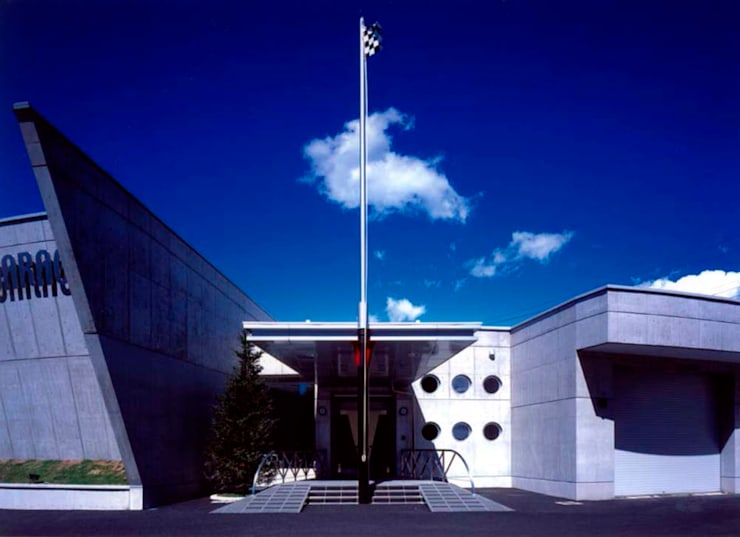 ファサード: 株式会社 t2・アーキテクトデザイン 一級建築士事務所が手掛けた家です。,