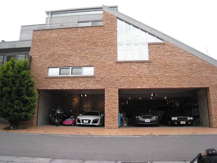 株式会社 t2・アーキテクトデザイン 一級建築士事務所의  주택