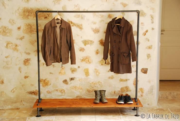 La Fabrik de Fredが手掛けたドレスルーム
