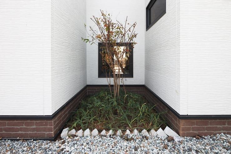 Terrace by 윤성하우징