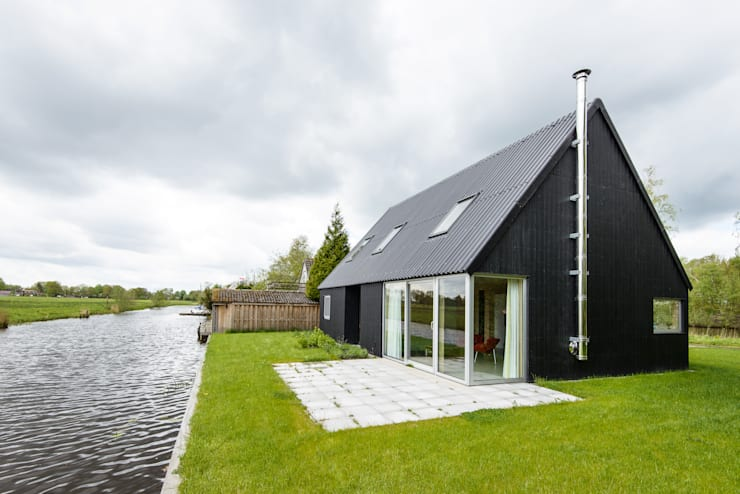 Case in stile  di Kwint architecten