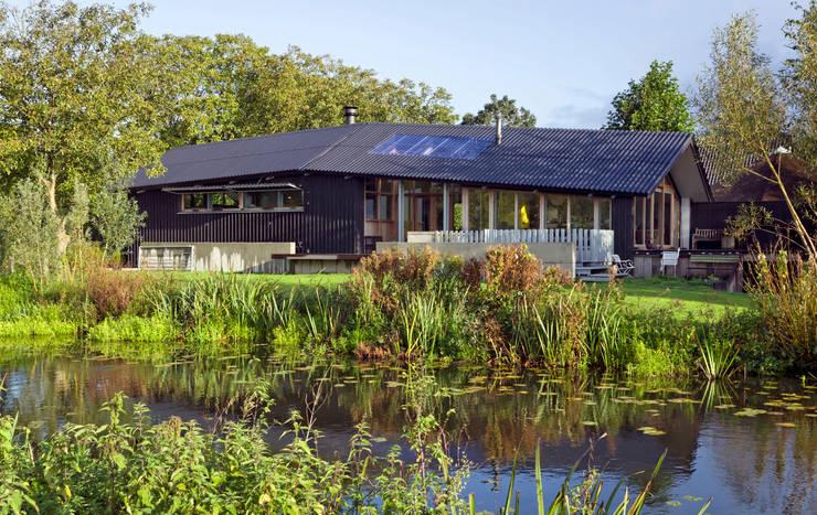 Schuurwoning Loenen aan de Vecht:  Huizen door Kwint architecten