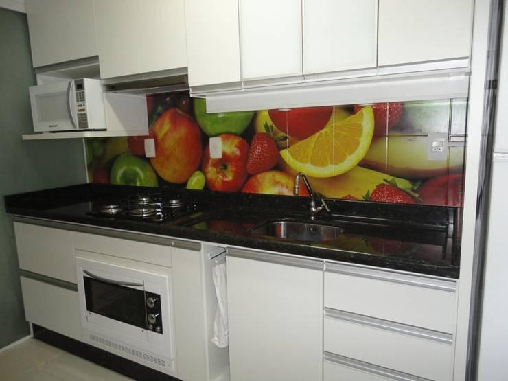 Adesivo Decorativo Frutas: Cozinha  por Decoralis