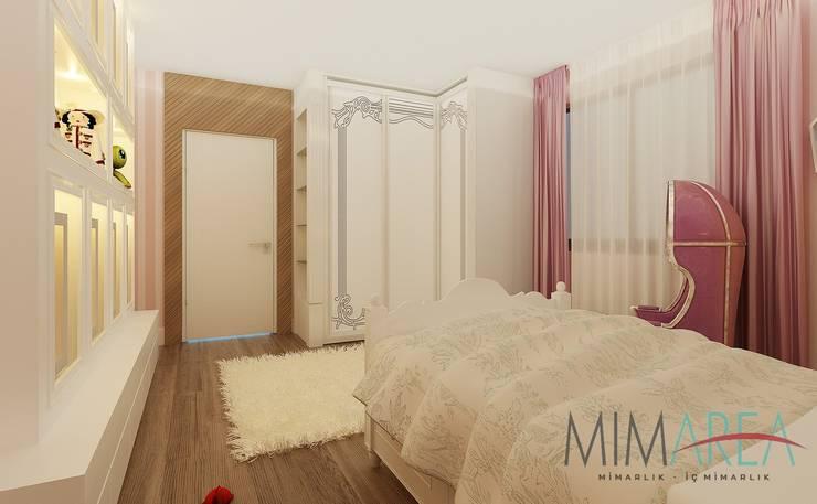 Mimarea Mimarlık & İç Mimarlık – Esra & Erhan Şenel Sorgun Villa:  tarz