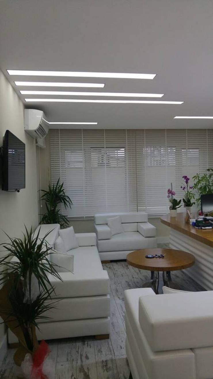 Mimarea Mimarlık & İç Mimarlık – ARC Hukuk Bürosu:  tarz Ofisler ve Mağazalar