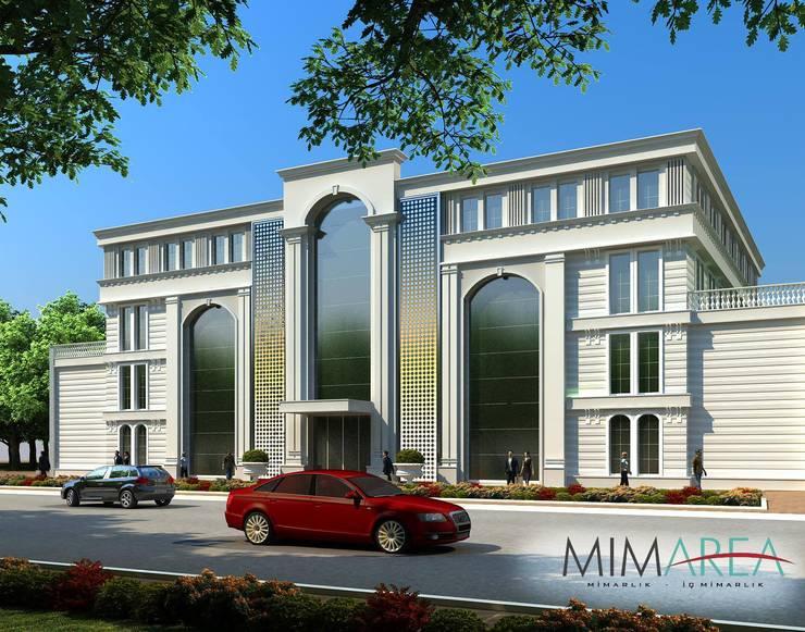 Mimarea Mimarlık & İç Mimarlık – Talip Yörükoglu İş Merkezi:  tarz