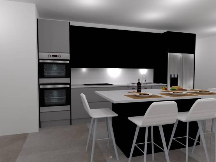 Kitchen by ARCE FLORIDA