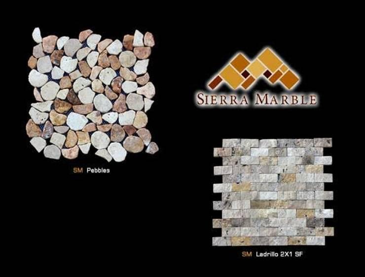 Sierra Marble:  de estilo  por Sierra Marble
