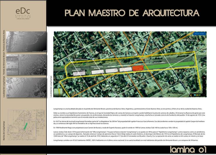 ZONIFICACION DE LA OBRA Salas multimedia industriales de CubiK Industrial