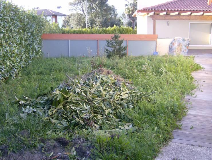 Jardim - Relva Sintética - Viana do Castelo:   por Norpavi