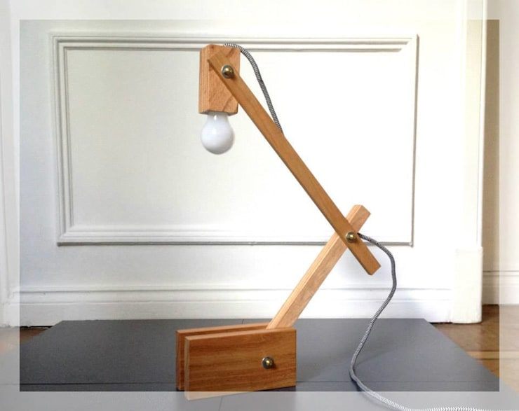 MINIALFRED: Estudio de estilo  por MYGA LAMPS