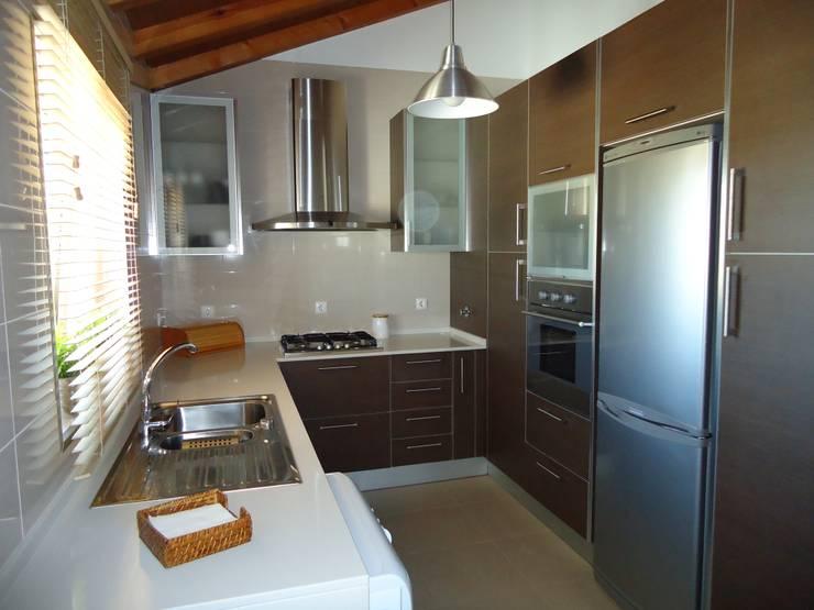 Projekty,  Kuchnia zaprojektowane przez knowhowtobuild