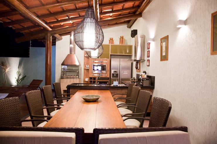 Projeto LR-FSA: Casas  por EdVasco Decorações