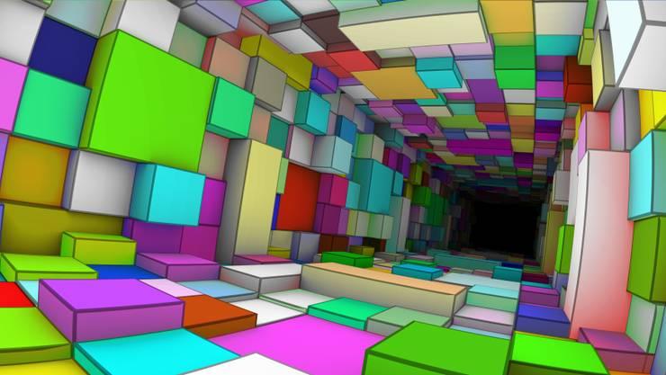 LUX DEKORASYON MİMARİ TASARIM UYGULAMA MERKEZİ – 3D (3 BOYUTLU) GÖRSEL UYGULAMALARI :  tarz Koridor ve Hol, Modern Plastik