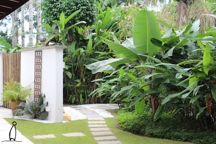 Jardim: Jardins  por Leben Arquitetura